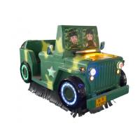 China Fashion Children Car Racing Game Machine With Fiberglass Material Durable for sale