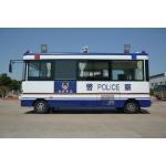 25 Km / H Mobile Police Command Vehicles Service Station 3G Wireless Transmission for sale