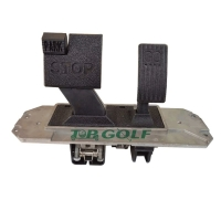 Brake Pedal Assembly- 2nd generation for Club Car Precedent Golf Carts 2009+