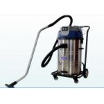 2000W 100L Heavy Duty Small industrial wet dry vacuum cleaners Stainless Steel Household for sale