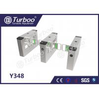 Swing Barrier Gate / Access Control Turnstile Gate High Brightness Indicator for sale