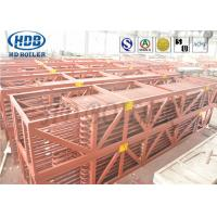 Power Plant Superheater And Reheater Assemblies With TP304 Shield And Clips for sale