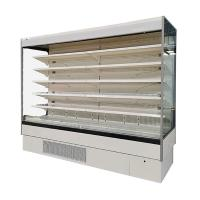 Supermarket Open Display Refrigerator for Dairy and Beverages with CE for sale