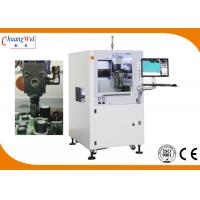 Double Nozzle PCBA Conformal Coating Machine With 0.02mm Precision for sale