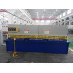 Digital Display Manaul Shearing Machine 3100mm cutting length Cr12Mov Shear Blade for sale