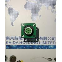 China Quick Connection 38999III Series Connector Adopting Triple - Start Threaded D38999/20WB98PN for sale
