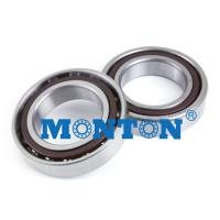 China 7205BP5 P4 P2  High Speed Rotation  Angular Contact Ball Bearing for Engraving Machine for sale