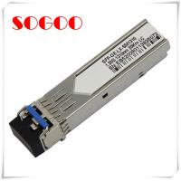 40km SFP ER Optical Transceiver Module Single Mode Duplex LC 10Gb/s CWDM 1270/1450nm for sale