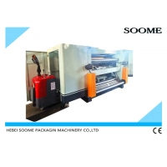 Cassette Single Facer Machine Change Roller Fast Automatic Corrugated Machine