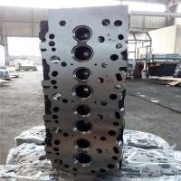 Toyota 5L cylinder head diesel engine parts for OEM 11101 54150 casting iron for sale