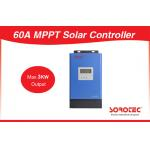 LCD Display MPPT Solar Controller for sale
