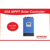 China LCD Display MPPT Solar Controller supplier