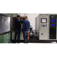 Glass Bracelets Vacuum Ion Plating Machine , Strong Adhesion  PVD thin film coating for sale