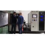 Magnetron Sputtering Coating Machine, High Vacuum Sputtering Deposition Plant for sale