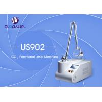 Air Cooling Fractional Co2 Laser Treatment / Scar Removal Machine Long Lifetime for sale