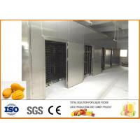Concentrated Mango Juice Processing Line High Efficiency 1 Year Warranty for sale