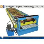 Corrugated Roll Forming Machine Forging Steel 18 Groups Rollers For Transportation for sale