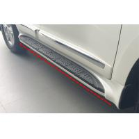 Vehicle Spare Parts Side Step Bars For TOYOTA LC200 FJ200 2008 2012 2014 for sale