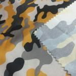 Fashion Polyester Material Fabric 240T Pongee Transfer Printed Fabric 150cm Width for sale