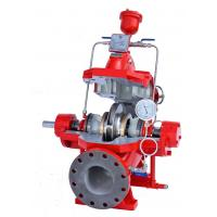China HSC UL    Fire Fighting motor Pump sets with TECHTOP Engine and Eaton Controller 1000GPM 150PSI for sale