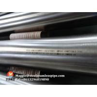 China Incoloy pipe, B163/B407 Incoloy 800HT (N08811), 114.3*6.4*3360MM, Bright surface for sale