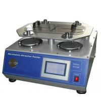China Four Heads Wear Resistance Abrasion Testing Machine , Pilling Martindale Abrasion Tester for sale