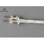 1000℃ KX-VS-VS-0.81 Vitreous Silica Insulated Thermocouple Cable Type K Wire