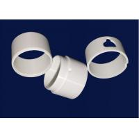 China Industrial Ceramic Tube Ceramic Thermocouple Insulators High Wear Resistant for sale