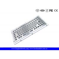 China Specially Designed High Vandal-Proof Industrial Mini Keyboard With 12 Function keys supplier