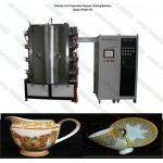 Automatically Operation  PVD Ceramic Coating Equipment , PVD Gold, PVD rose gold Coating Machine for sale