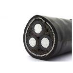 Steel Wire Medium Voltage Armoured Electrical Cable CU/XLPE/CTS/STA/PVC 6.35/11KV