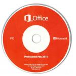 MS Windows Office Professional Plus 2016 Full Language DVD System Download for sale
