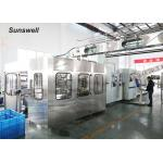 China Washing Blowing Filling Capping Combiblock Water Production Line High Speed for sale