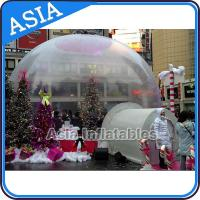 Christmas Inflatable Snow Globe / Giant Inflatable Snow Globe for sale