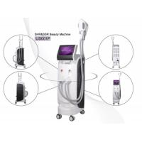 Shr Ipl E Light Hair Removal Machine Pain Free / Fast Shot Hair Removal Machine for sale