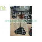 China Custom adjustable wire rack metal wire racks for displaying  wire display shelf for sale
