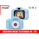 1M CMOS Sensor 720P 32GB Kids Camera TF Card 2.0 Inch  IPS High Resolution Mini Children Digital Camera