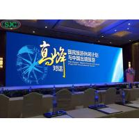 Indoor Full Color Conference Stage P3 Led Display Screen/Flexible Led Screen Display for sale