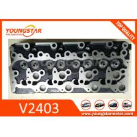 1G89603040 Cylinder Head For Kubota V2403 1G896-03040 1G896-0304-0 for sale