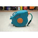 Plastic Retractable Garden Hose Reel / Automatic Hose Reel CE Certificate for sale