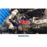 FOR NISSAN RG8 Used Japanese Complete Engine RG8 Diesel Engine