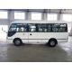 China 5 Manual Gears Coaster Transport Minivan / 15 Passenger Mini Bus Van Aluminum for sale