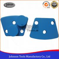 China Round Diamond Grinding Wheels segment grinding block for stone and concrete for sale