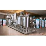 China Pressurized Water Decoction Tank For Hemp / Lab Extraction And Concentration System for sale