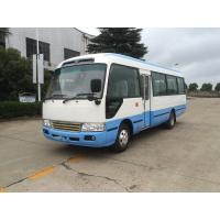 China Classic Tourist Coaster Bus / Mini Die Cast Vintage Car with Diesel Engine type for sale