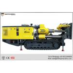 Crawler chassis mounted intelligent 3m raise borer  from 60 to 90 degree for sale