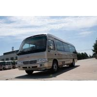 Large Space Medium City Bus , Cummins Engine 30 Seater Coach Long Distance for sale