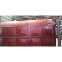 China Low Pressure 1Mpa 1tph Coal Fired Steam Boiler Horizontal Type for sale