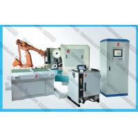 Faucets Industrial Automatic Robot Grinding Machine With 2 Robot Cell for sale
