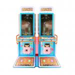 Coin Operated Cutey Run Cool Colorful Light Coin Operated Video Game Redemption Lottery Game Machine For Kids for sale